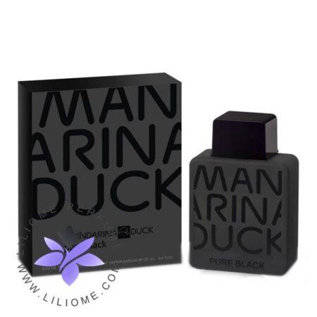 عطر ادکلن ماندارینا داک پور بلک-Mandarina Duck Pure Black