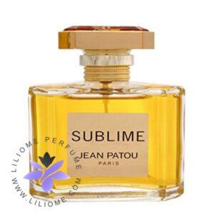 عطر ادکلن ژان پتو سابلیم-Jean Patou Sublime
