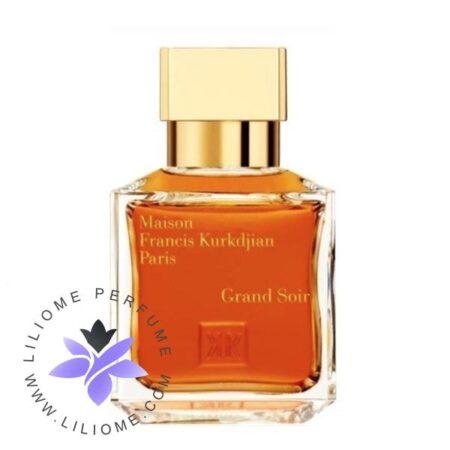 عطر ادکلن فرانسیس کرکجان گرند سویر-Maison Francis Kurkdjian Grand Soir
