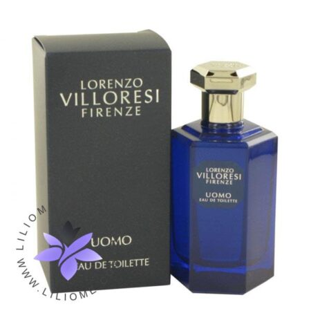 عطر ادکلن لورنزو ویلورسی اومو-Lorenzo Villoresi Uomo