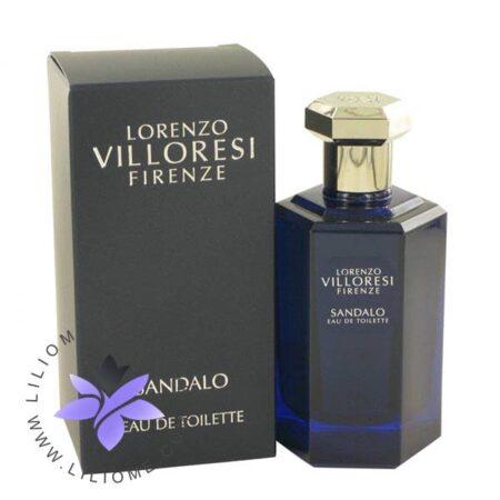عطر ادکلن لورنزو ویلورسی ساندالو-Lorenzo Villoresi Sandalo