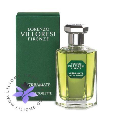 عطر ادکلن لورنزو ویلورسی یربامات-Lorenzo Villoresi Yerbamate
