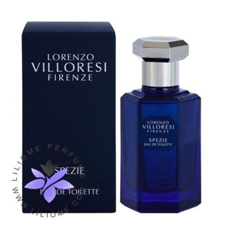 عطر ادکلن لورنزو ویلورسی اسپزی-Lorenzo Villoresi Spezie