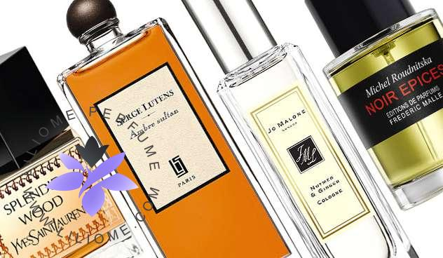 spicy perfumes