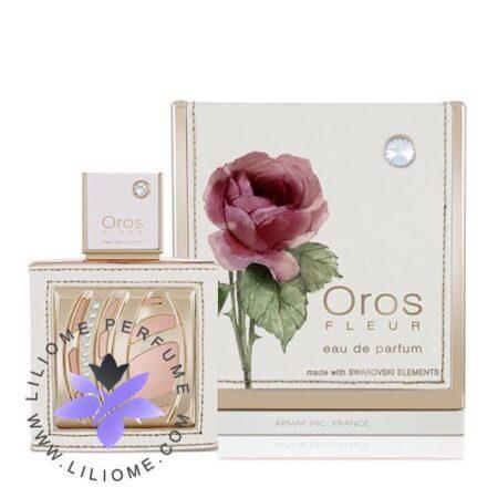 عطر ادکلن آرماف اوروس فلور-Armaf Oros Fleur