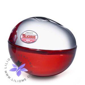 عطر ادکلن دی کی ان وای رد دلیشس قرمز زنانه-DKNY Red Delicious