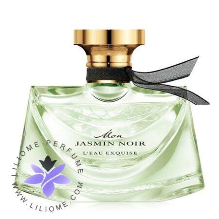 عطر ادکلن بولگاری مون جاسمین نویر لئو اکسکوئیز-Bvlgari Mon Jasmin Noir L'Eau Exquise