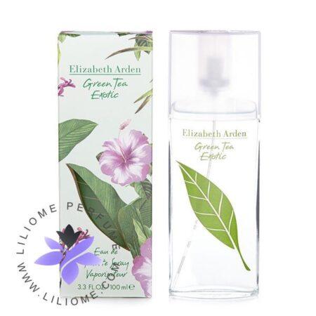 عطر ادکلن الیزابت آردن گرین تی اگزوتیک-Elizabeth Arden Green Tea Exotic