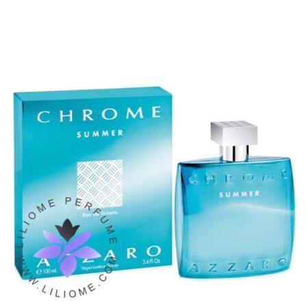 عطر ادکلن آزارو کروم سامر-Azzaro Chrome Summer