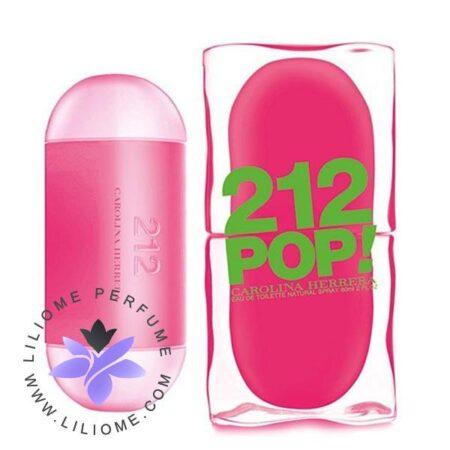 عطر ادکلن کارولینا هررا 212 پاپ زنانه-!Carolina Herrera 212 Pop