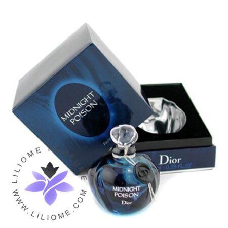 عطر ادکلن دیور میدنایت پویزن اکستریت د پرفیوم-Dior Midnight Poison Extrait de Parfum