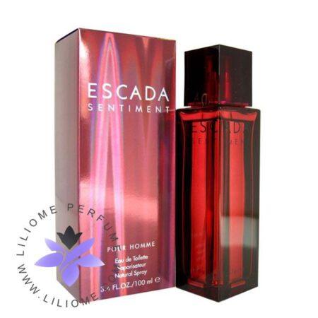 عطر ادکلن اسکادا سنتیمنت مردانه-Escada Sentiment pour Homme