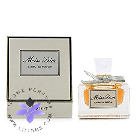 عطر ادکلن دیور میس دیور اکستریت د پرفیوم-Dior Miss Dior Extrait de Parfum