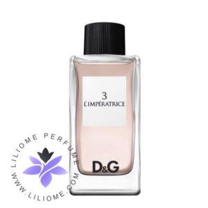 عطر ادکلن دلچه گابانا آنتولوژی ال ایمپرتریس 3-Dolce Gabbana D&G Anthology L`Imperatrice 3