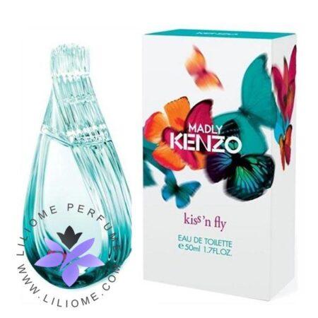 عطر ادکلن کنزو مدلی کیس ان فلای-kenzo Madly Kenzo Kiss n Fly