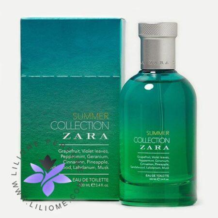 عطر ادکلن زارا سامر کالکشن-Zara summer collection