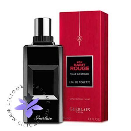 عطر ادکلن گرلن هبیت رژ ادیشن وویاج-Guerlain Habit Rouge Edition Voyage