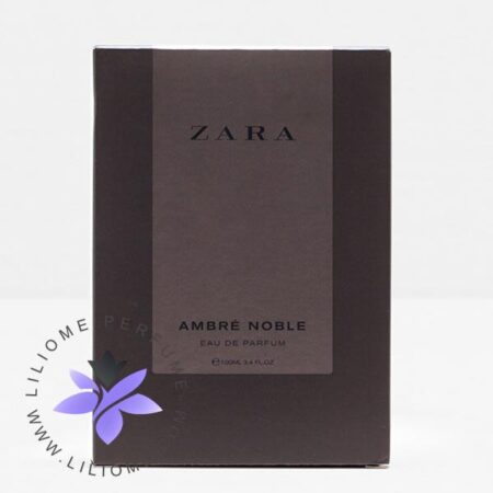 عطر ادکلن زارا امبر نوبل-Zara Ambre Noble