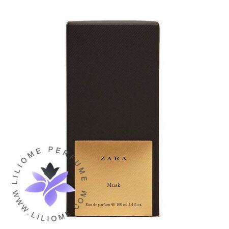 عطر ادکلن زارا ماسک-Zara Musk