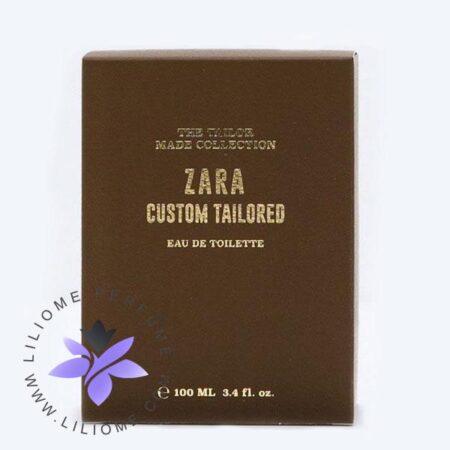 عطر ادکلن زارا کاستوم تیِلورد-Zara Custom Tailored
