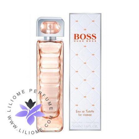 عطر ادکلن هوگو بوس اورنج زنانه-Hugo Boss Boss Orange