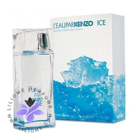 عطر ادکلن کنزو لئو پار آیس زنانه-kenzo L`Eau Par Kenzo ICE Pour Femme