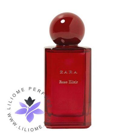 عطر ادکلن زارا رز الکسیر-Zara Rose Elixir