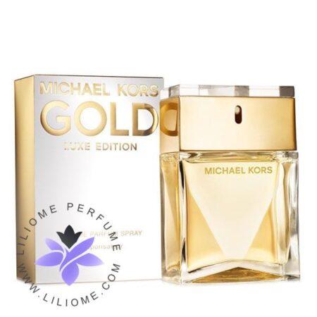 عطر ادکلن مایکل کورس گلد لوکس ادیشن-Michael Kors Gold Luxe Edition