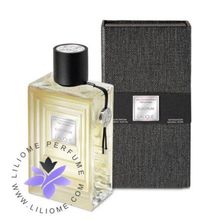 عطر ادکلن لالیک اسپایسی الکتروم-Lalique Spicy Electrum