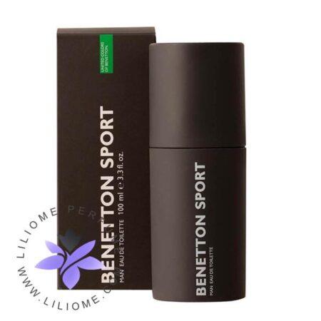 عطر ادکلن بنتون اسپرت مردانه-Benetton Sport Man