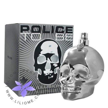 عطر ادکلن پلیس د الوشنست-Police The Illusionist