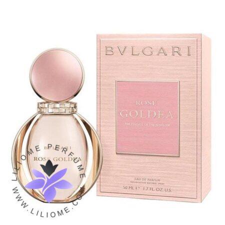 عطر ادکلن بولگاری رز گلدیا-Bvlgari Rose Goldea