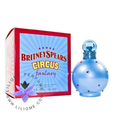 عطر ادکلن بریتنی اسپیرز سیرکس فانتزی-Britny Spears Circus Fantasy