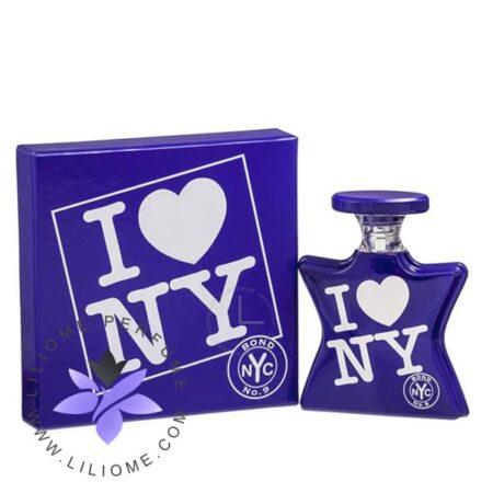 عطر ادکلن بوند شماره ۹ آی لاو نیویورک فور هالیدیز-Bond No 9 I Love New York for Holidays