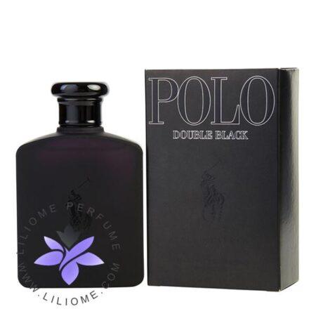 عطر ادکلن رالف لورن پولو دابل بلک-Ralph Lauren Polo Double Black