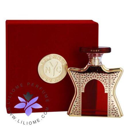 عطر ادکلن بوند شماره ۹ دبی رابی-Bond No 9 Dubai Ruby