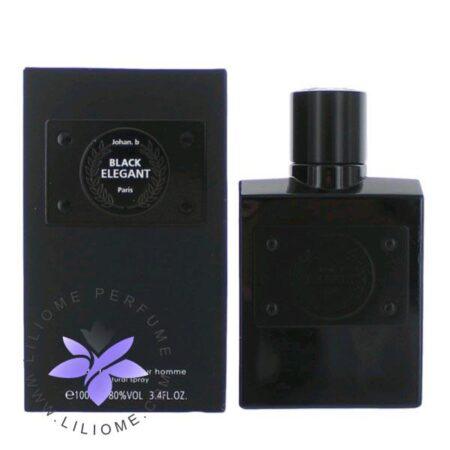 عطر ادکلن جی پارلیس الگانت بلک-Geparlys Elegant Black