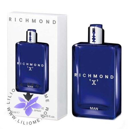 عطر ادکلن جان ریچموند ریچموند ایکس مردانه-John Richmond Richmond X Man