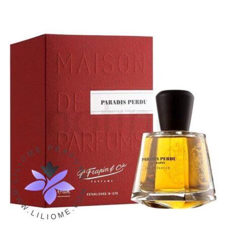 عطر ادکلن فراپین پارادایس پردو-Frapin Paradis Perdu