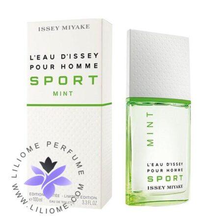 عطر ادکلن ایسی میاکه لئو د ایسی اسپرت مینت مردانه-Issey Miyake L'Eau d'Issey Pour Homme Sport Mint