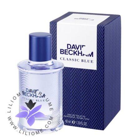 عطر ادکلن دیوید بکهام کلاسیک بلو-David Beckham Classic Blue