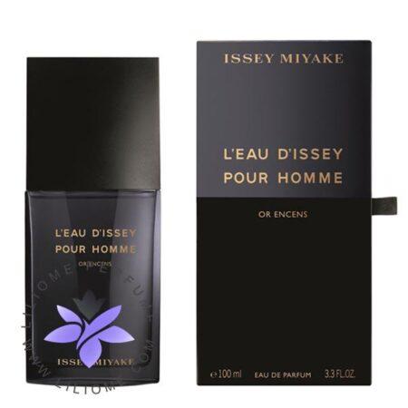 عطر ادکلن ایسی میاکه لئو د ایسی پور هوم اور انسنس-Issey Miyake L'Eau d'Issey Pour Homme Or Encens