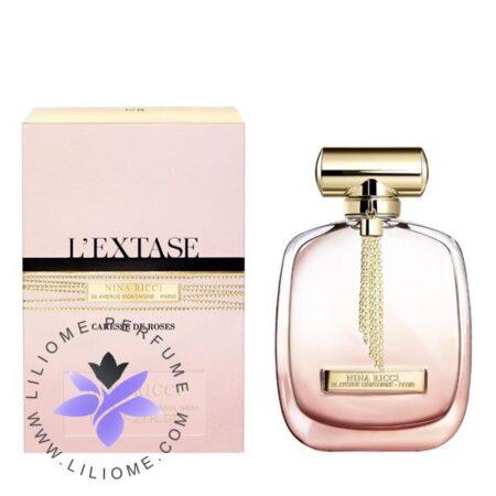 عطر ادکلن نیناریچی له اکستاز کارس د رزز-Nina Ricci L'Extase Caresse de Roses