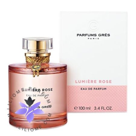 عطر ادکلن گرس لومیر رز-Gres Lumiere Rose