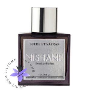 عطر ادکلن نیشان سوئید ات سافرن-Nishane Suede et Safran