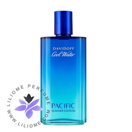 عطر ادکلن دیویدوف کول واتر پسیفیک سامر ادیشن مردانه-Davidoff Cool Water Pacific Summer Edition for Men