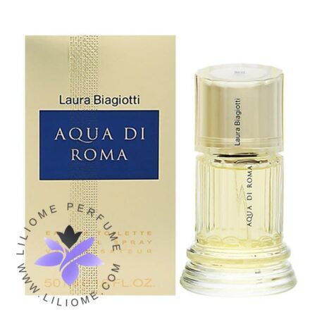 عطر ادکلن لورا بیاجیوتی آکوا دی روما-Laura Biagiotti Aqua di Roma