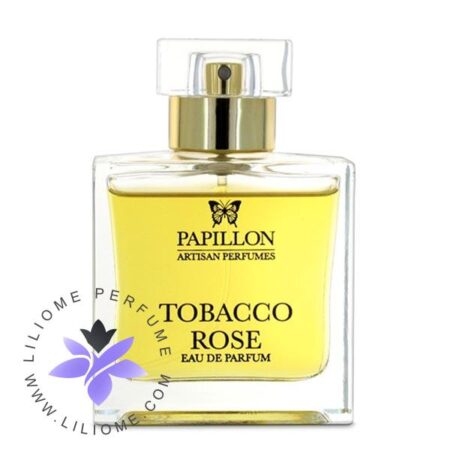 عطر ادکلن پاپیلون توباکو رز-Papillon Tobacco Rose