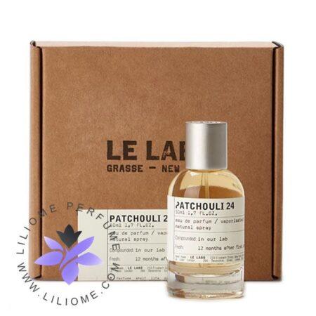 عطر ادکلن له لابو پچولی 24-Le Labo Patchouli 24