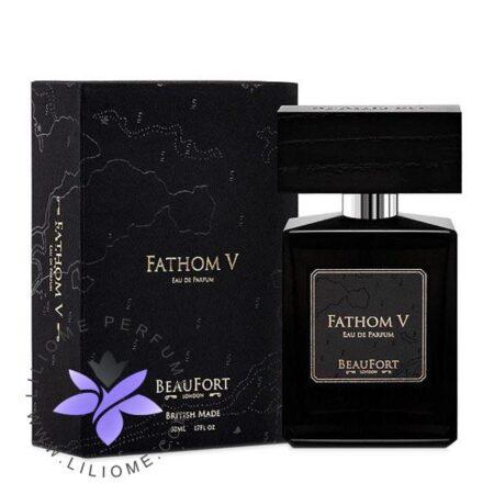 عطر ادکلن بیفورت لندن فتوم وی-BeauFort London Fathom V